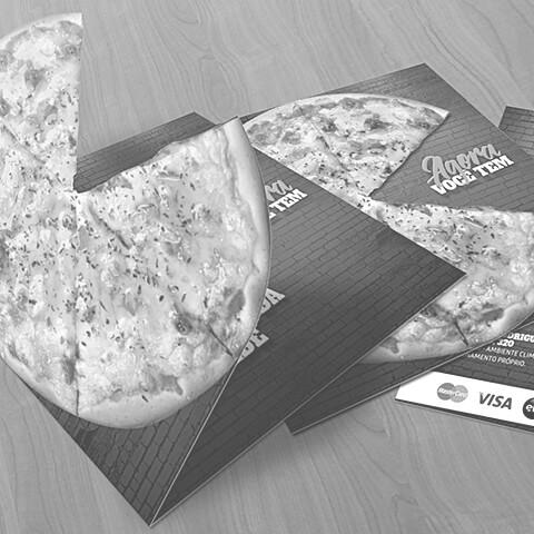 Romagu Pizza e Burger